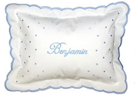 Baby Pillow by Personalized Baby Pillow Personalized Baby Pillows