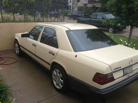 find used 1987 mercedes benz 300d turbo diesel biodiesel