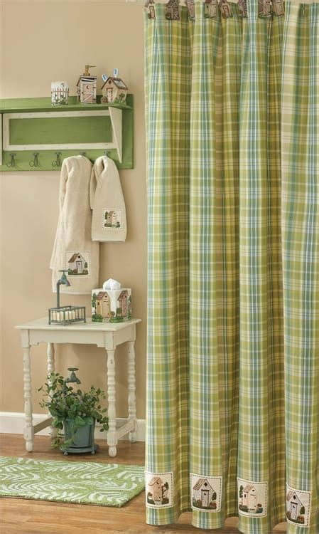 outhouse shower curtains kensington outhouse shower curtain