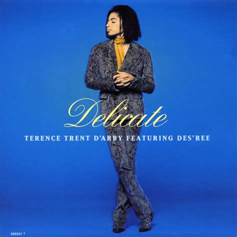baby desree terence trent d arby featuring des ree delicate vinyl