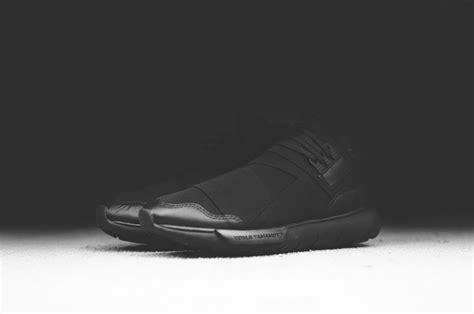 Adidas Y3 Qasa High 2 adidas y3 qasa high schwarz