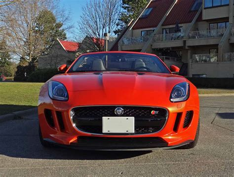 jaguar f type price in canada 2014 jaguar f type s convertible road test review