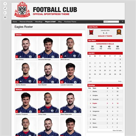 soccer player profiles template awesome 54 best soccer sports graphy