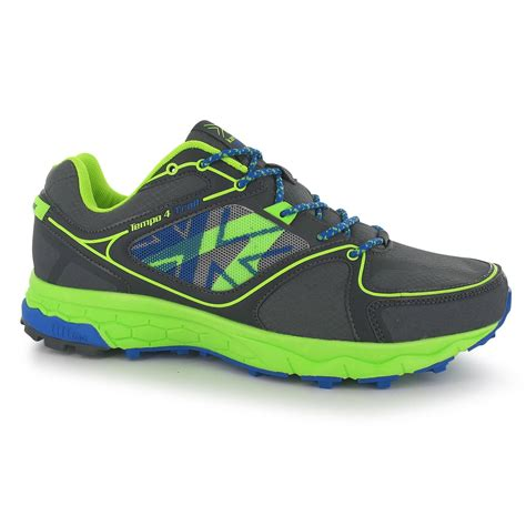 running shoes karrimor karrimor tempo 4 mens trail running shoes
