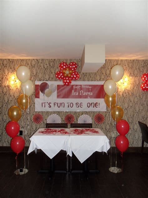 Red gold amp ivory party decorations by teresa