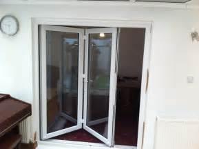 Pvc Patio Door 2 Pane Bi Fold Door Aire Valley Glass