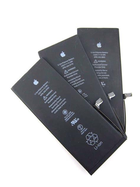oem original genuine li ion battery replacement 2915mah for apple iphone 6 plus ebay