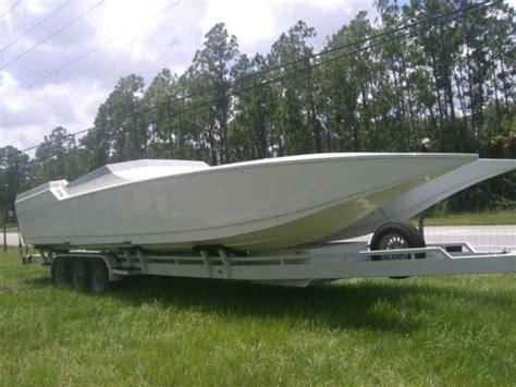 catamaran project hull for sale 1998 express catamaran powerboat for sale in florida