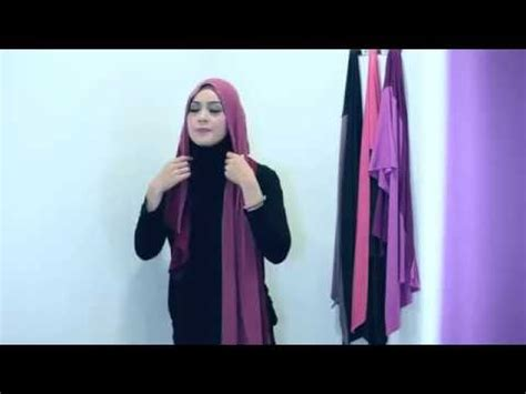 tutorial hijab humaira 7 shawl tutorial by al humaira contemporary youtube