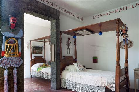 Paintings For Bathrooms by Moon To Moon La Casa Azul The Home Of Frida Kahlo