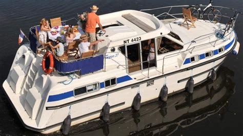 canal boat rental france review self drive luxury canal boat tarpon 37 duo prestige cris