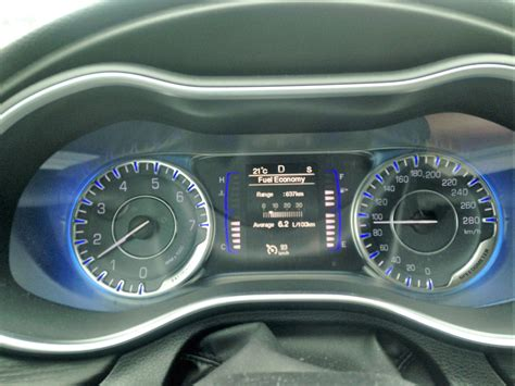 2013 Chrysler 200 Gas Mileage by Bad Gas Mileage 2015 Chrysler 200s Anyone Else