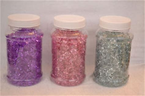 Pink Rocks For Vases by 290g Purple Pink Or Pale Blue Acrylic Stones Table