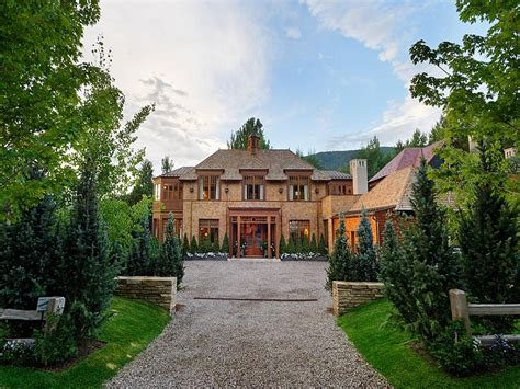 6000 sq ft house 6 000 square foot home in aspen co images frompo