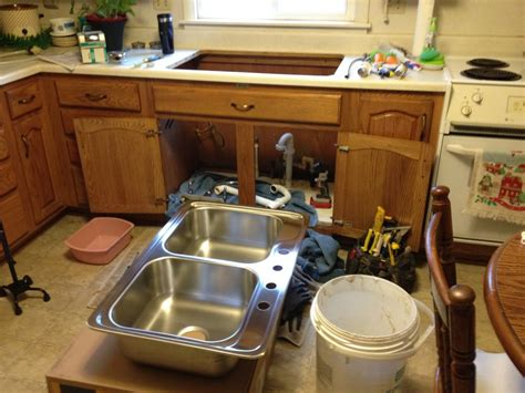 Installation Of Kitchen Sink Stainless Kitchen Sink Installation Antwerp Ohio Jeremykrill