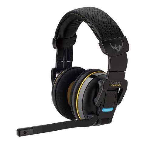 Headset Gaming Corsair corsair h2100 wireless 7 1 gaming headset auricular headset