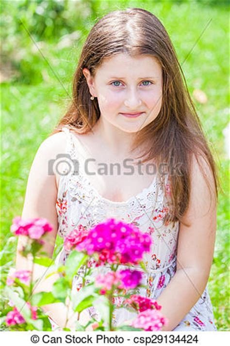 portrait of 10 year old girl stock photo getty images stock photo of portrait of 10 year old girl portrait of