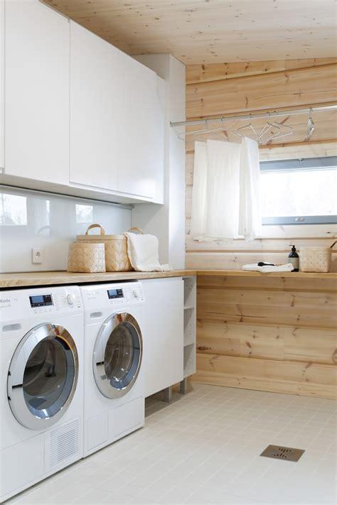 Rak Laundry 11 ide cerdik untuk memanfaatkan ruang utilitas arsitag