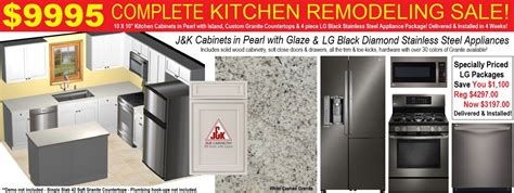 complete kitchen cabinet packages complete kitchen remodeling packages under 10000 mesa az