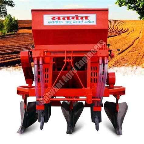 Automatic Potato Planter by Farming Equipment Self Harvester Combine Machine Wheat