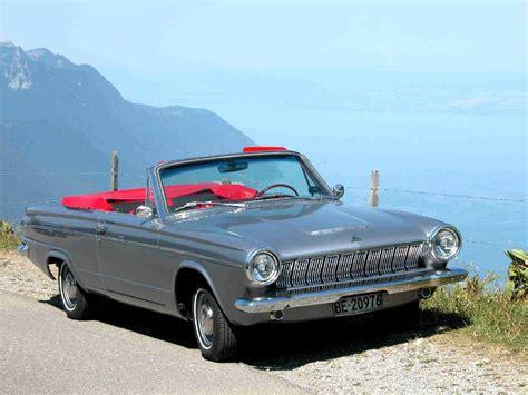 Chrysler Dart by Dodge Dart Kompaktn 237 Chrysler Se Vrac 237 Automobil Revue