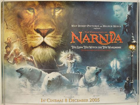 narnia film lion chronicles of narnia movies