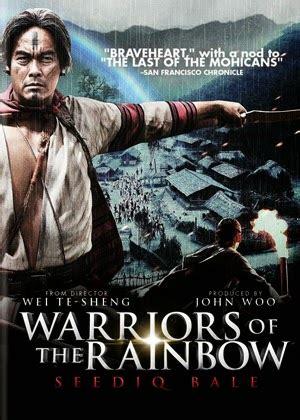 film war kolosal warriors of the rainbow seediq bale 2011 film semi