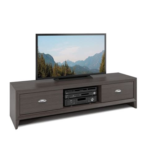 tv bench canada corliving tlk 871 b lakewood tv bench in modern wenge finish the home depot canada