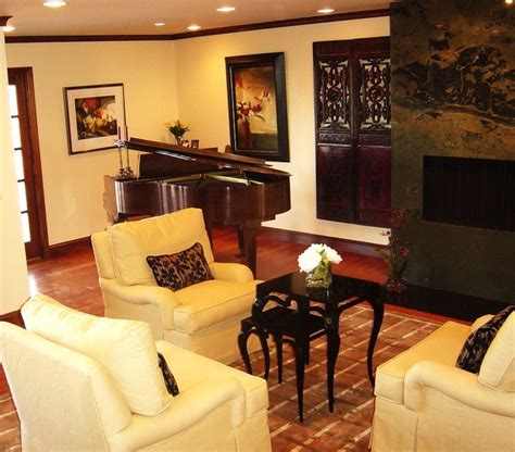 Interior Decorating Living Room Furniture Placement Modern Living Room With Asian Accents A Third View With