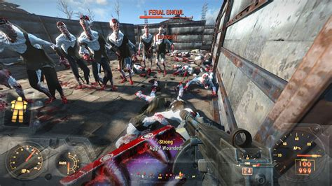 download mod game zombie nazi zombies invade the wasteland fallout 4 mods