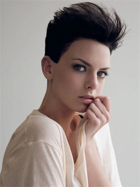 textured pixie haircut 20 super pixie haircut 2012 2013 short hairstyles 2016