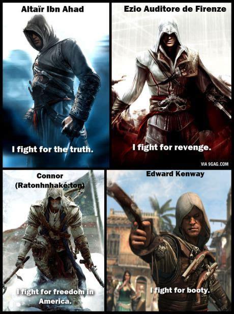 Assasins Creed Memes - 25 best ideas about assassins creed memes on pinterest