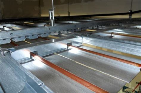 soffitto radiante prezzo riscaldamento radiante soffitto