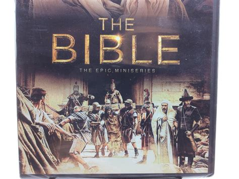 The Bible The Epic Miniseries Bluray the bible the epic miniseries dvd 4 disc version dvd hd dvd