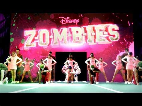 tutorial dance zombie bamm dance tutorial zombies disney channel doovi