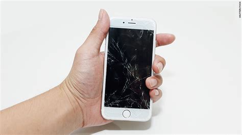 cost    fix  cracked iphone