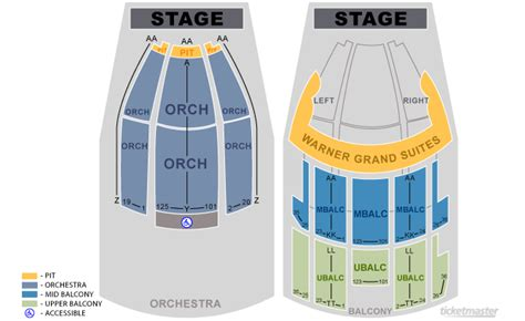 warner theater seating chart bruce bruce rickey smiley in washington dc groupon