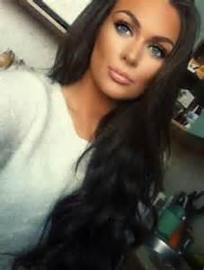 Gorgeous Brunette Long Hair