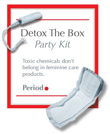 Detox The Box by Host A Detox The Box S Voices For The Earth