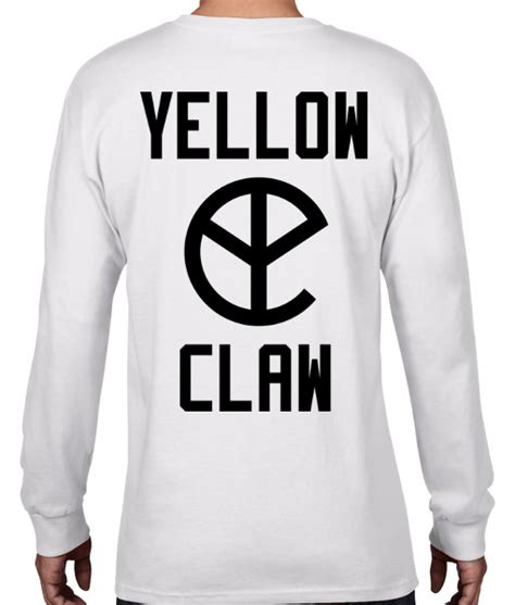 blood for mercy yellow claw t shirt