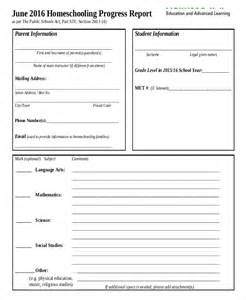 High School Report Card Template by 85 Report Card Template 6 Free Word Excel Pdf