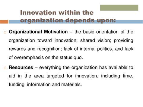 Mba Orientation Programme Ppt by Crevativty Innovation Ppt Mba