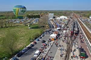 steam festival chemin de fer de la baie de somme