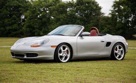 modified porsche boxster no reserve modified 2000 porsche boxster s 6 speed for