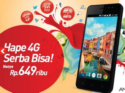 Smartfren Andromax A harga smartfren andromax a hp android 4g lte murah 600