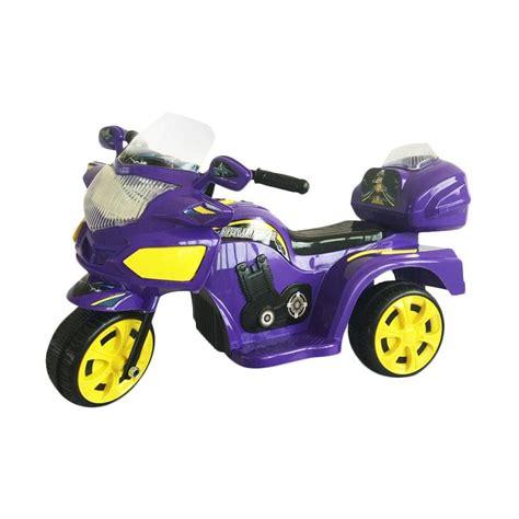 Mainan Motor Aki Halilintar Anak jual motor mainan aki cek harga di pricearea