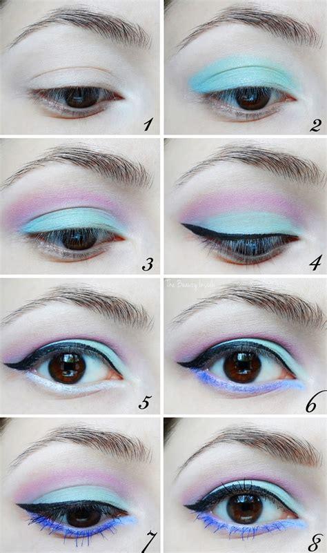 Eyelinereyebrow Harajuku 2in1 pastel makeup january
