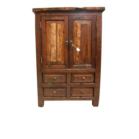 Cabinet Lumber by Buy Ezra Reclaimed Armoire Wood Cabinet For Sale