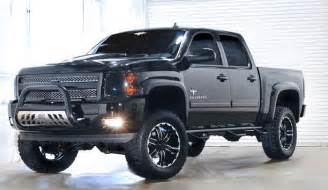 Southern Chevrolet Lifted Chevy Black Widow And Southern Comfort On