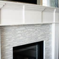 glass tile fireplace design ideas pictures remodel and